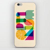 Optimism iPhone & iPod Skin
