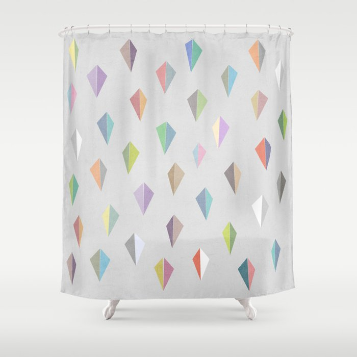 Nordic Combination 9 Shower Curtain By Mareike B Hmer Graphics And Photography Society6