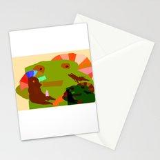 CHILDISH MOMENT Stationery Cards