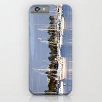Biscayne Bay Sailboats iPhone 6 Slim Case