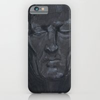 Portrait Of Man With Eye… iPhone 6 Slim Case