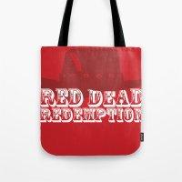 Red Dead Redemption Tote Bag