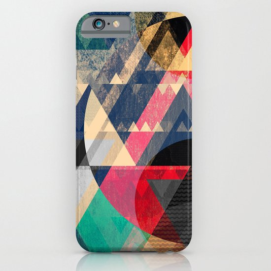 Graphic 102 iPhone & iPod Case