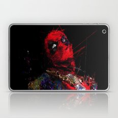 Hero With Merc Mouth Laptop & iPad Skin