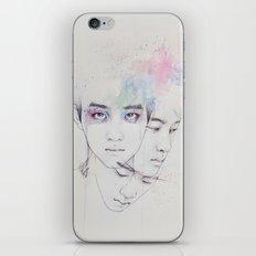 Waterlily iPhone & iPod Skin