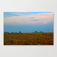 California Highway of Hope Canvas Print