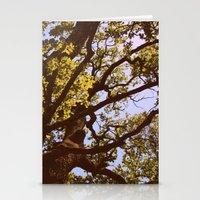 Old oak 122 Stationery Cards