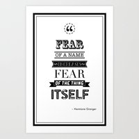 Hp Quotes: Philosophers … Art Print