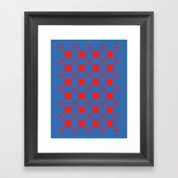 RGB Poster 3 Framed Art Print