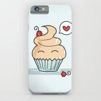 Cupcake In Love iPhone 6 Slim Case