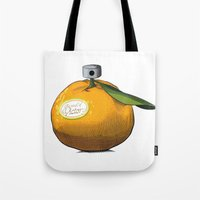 The smell of victory Tote Bag