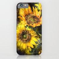 Sunflowers iPhone 6 Slim Case