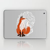 The Fox Says Laptop & iPad Skin