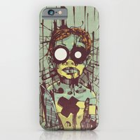 iPhone & iPod Case featuring Puppet II. by Dr. Lukas Brezak