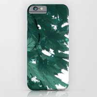 turquoise iPhone & iPod Cases featuring turquoise by Françoise Reina