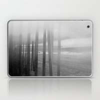 Wander ~ Black and white version Laptop & iPad Skin