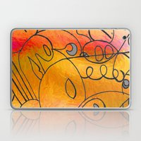 Curves at Sunset Laptop & iPad Skin