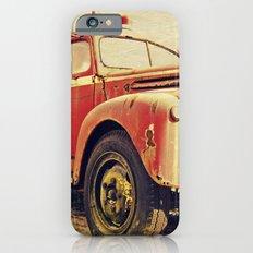 Full Truck Heroes Never Die.  iPhone 6 Slim Case