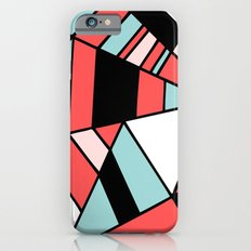 Abstract #451 iPhone 6s Slim Case