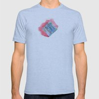 sharpner Mens Fitted Tee Athletic Blue SMALL