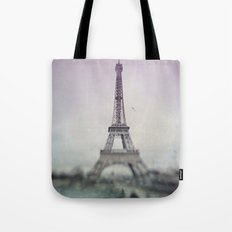 Eiffel Tower. Tote Bag