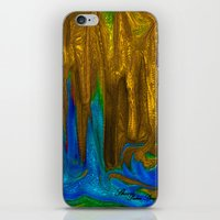 Egyption Gold iPhone & iPod Skin
