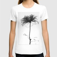 Pretty Xray Womens Fitted Tee White SMALL