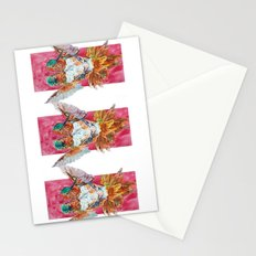 The Ultimate Pollinator, Triptych Stationery Cards