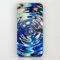 Water Element Ripple Pattern iPhone & iPod Skin