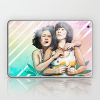 These Are The Broads You… Laptop & iPad Skin