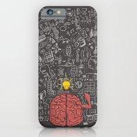 My Brain Won't Stop iPhone 6 Slim Case
