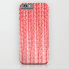 Red Curtain iPhone 6s Slim Case