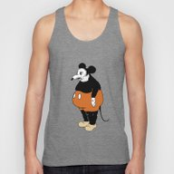 Mickey Da Rat Unisex Tank Top