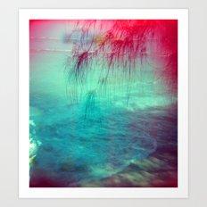 Weathered Lore I Art Print