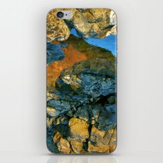 Rocky Reflection iPhone & iPod Skin
