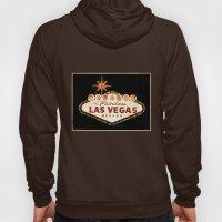 Vintage Las Vegas Sign Hoody
