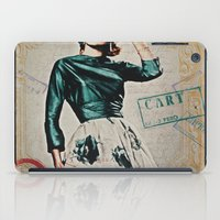 Carte Postale iPad Case