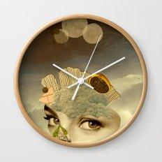 double cross the con Wall Clock