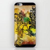 Music Epression iPhone & iPod Skin
