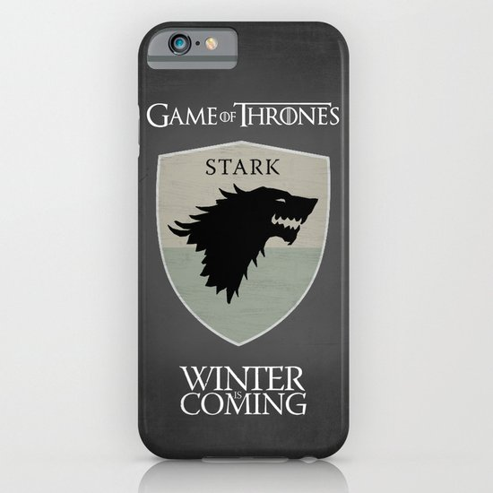 Game Of Thrones 01 iPhone & iPod Case