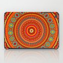 Mandala Aztec Pattern iPad Case