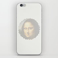 Optical Illusions - famous works of art 1 iPhone & iPod Skin