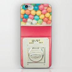 Rainbow Bubblegum iPhone & iPod Skin