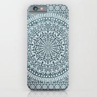 BOHO MANDALA BANDANA iPhone 6 Slim Case