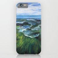 Sea Painting iPhone 6 Slim Case