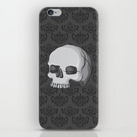 Regal Macabre iPhone & iPod Skin
