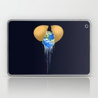 Melting Laptop & iPad Skin