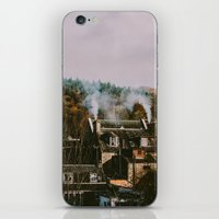 Scottish Rooftops iPhone & iPod Skin