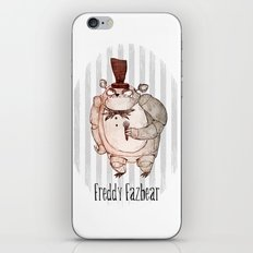 Freddy Fazbear iPhone & iPod Skin