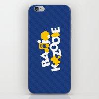 Banjo-Kazooie - Blue iPhone & iPod Skin